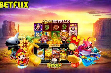 Betflix เว็บเดิมพันออนไลน์ยอดนิยมอันดับ 1 ในไทย